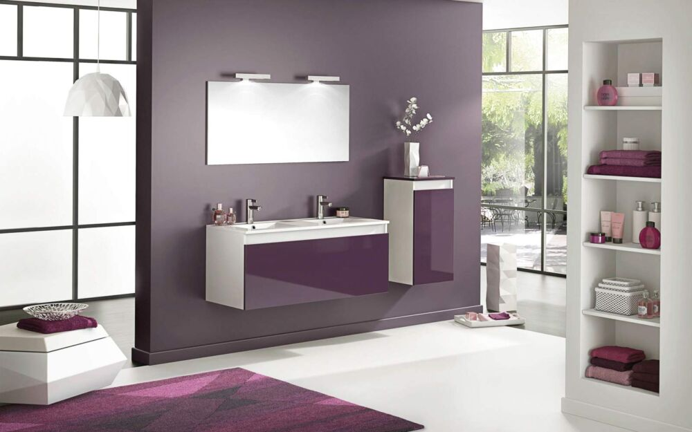les meubles de salle de bains n 39 ont plus de secret pour le fabricant delpha. Black Bedroom Furniture Sets. Home Design Ideas