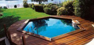 Piscine hors sol Pool Zen Spa
