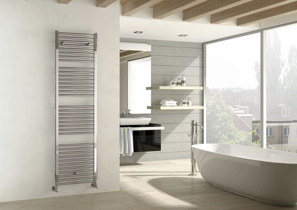 radiateur s che serviette l incontournable de la cuisine et de la salle de bain. Black Bedroom Furniture Sets. Home Design Ideas