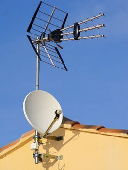 Installer son antenne tv - Orientation antenne tv ...