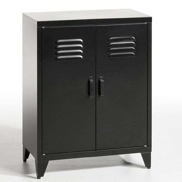 l 39 armoire de rangement bureau pour un am nagement malin. Black Bedroom Furniture Sets. Home Design Ideas