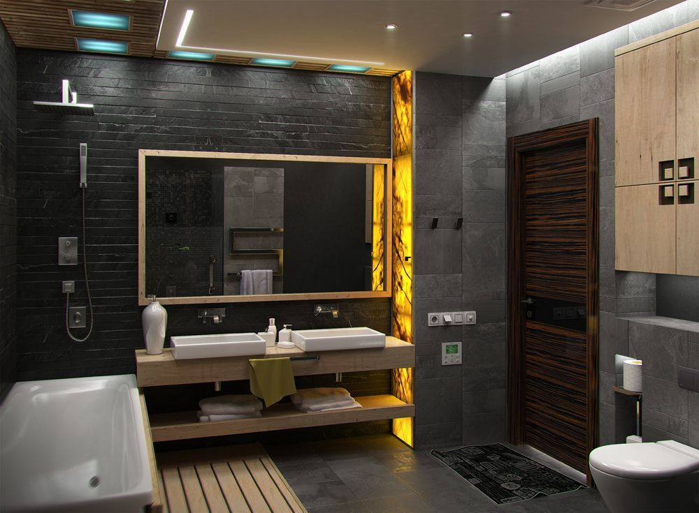 clairage de salle de bain choisir la meilleure. Black Bedroom Furniture Sets. Home Design Ideas
